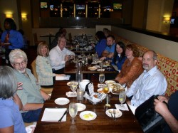NAMS6 - Dinner with Friends