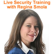 WordPress Security Training with Regina Smola