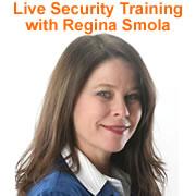 WordPress Security Training with Regina Smola