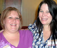 WP Security Lock Team - Angie Newton and Regina Smola
