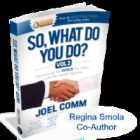 So What Do You Do Volume 2 book Co-Author