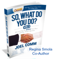 So What Do You Do Volume 2 book Co-Author