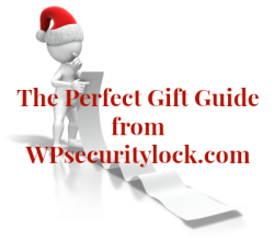 Gift Guide from WPsecuritylock