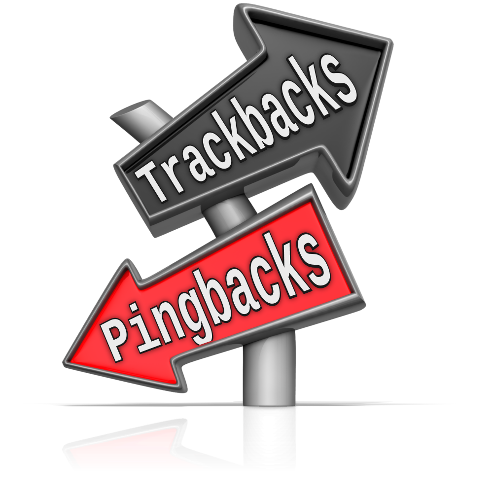 How to disable trackbacks