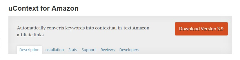 uContent for Amazon
