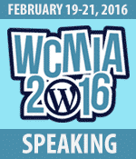 WordCamp 2016 Speaker (Michele)