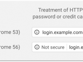 "Site ""Not Secure"": Google Chrome SSL Requirements for 2017"